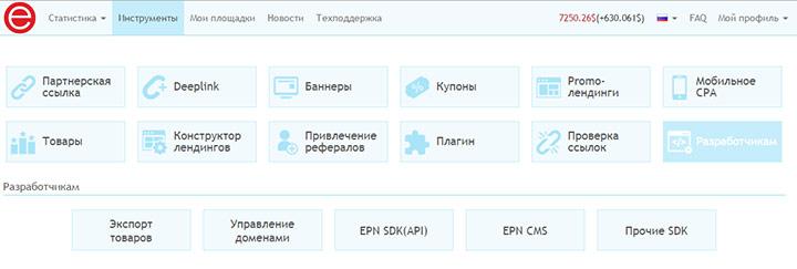 Партнерские сети для работы с AliExpress