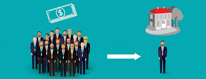 Краудинвестинг и Фондовая недвижимость