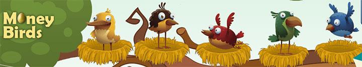 moneybirds - нераздельно с самых старых инвестиционных проектов