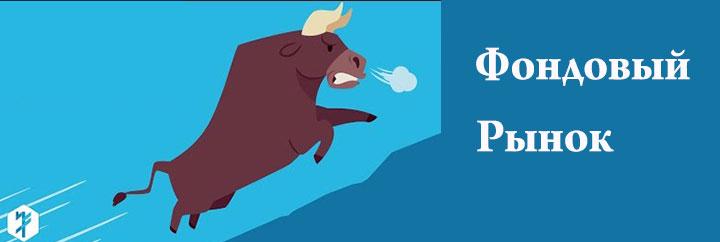 Вложение в фондовый рынок