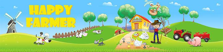 Happy Farmer - одна из самых прибыльных экономических игр