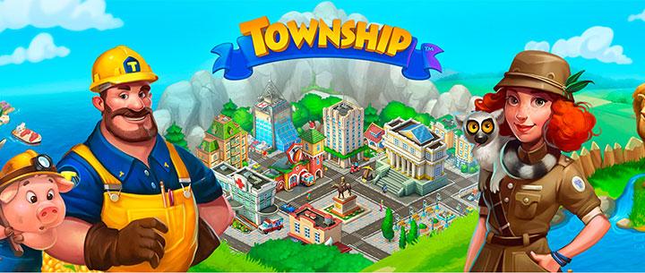 TownShip-Money - игра без баллов с высоким доходом