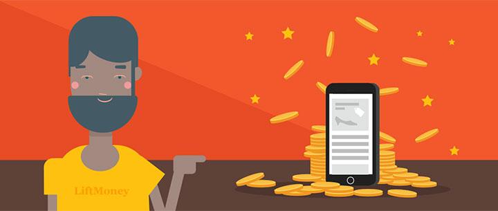 Как заработать в интернете с телефона деньги
