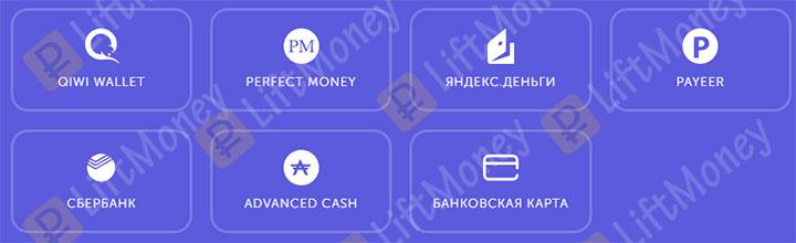 monetacar условия пополнения и вывода средств