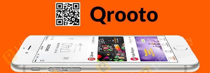 qrooto - лучшее приложение для заработка денег на чеках