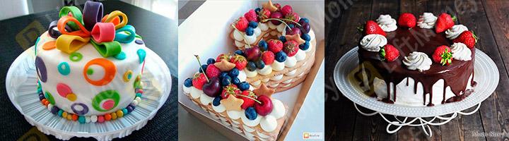 бизнес идея №7 - торт на заказ