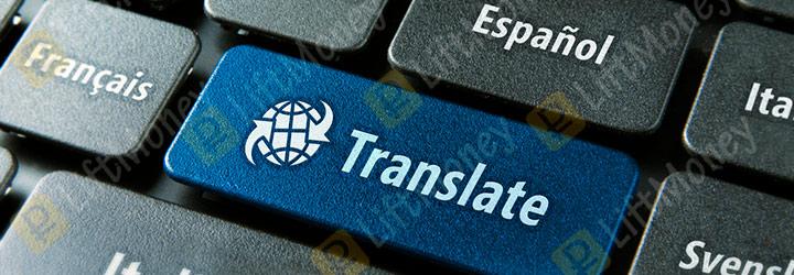 Перевод текста с другого языка для заработка денег
