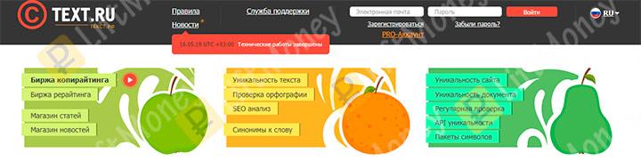 text.ru отличная биржа копирайтинга, которая подойдет для новичка